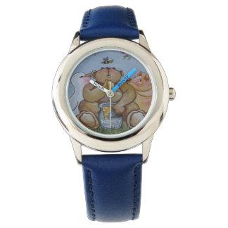 Honey Bear Wrist Watch