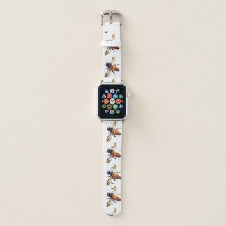 Honey Bee Apple Watch Band