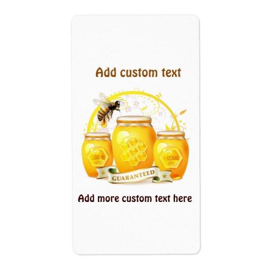 Honey Bee Beekeeper Apairist Custom
