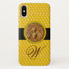 HONEY BEE, BEEKEEPER MONOGRAM Case-Mate iPhone CASE