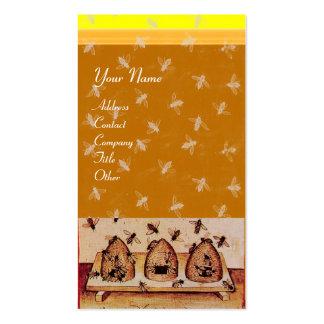 HONEY BEE ,BEEKEEPING BUSINESS CARD