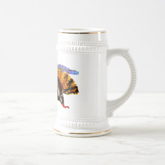 Honey Bee Beer Stein