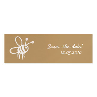 Honey Bee Business Card