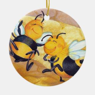 Honey Bee Dance / Ornament