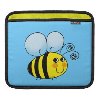 honey bee iPad sleeve