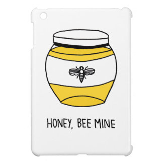 Honey, Bee Mine iPad Mini Covers