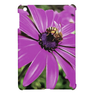 Honey Bee On a Spring Flower iPad Mini Cases