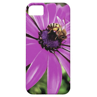 Honey Bee On a Spring Flower iPhone 5 Cover