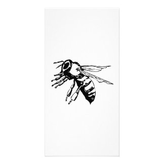 Honey Bee Personalized Photo Card