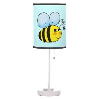 honey bee table lamp