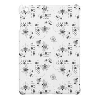 Honey Bees and Clover Custom Mini iPad Case