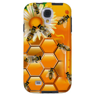 Honey Bees Samsung Galaxy S4 Case