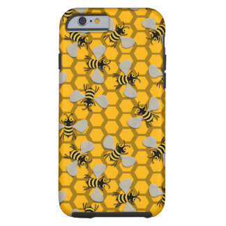 Honey bees tough iPhone 6 case