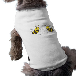 Honey Bees with Heart Shirt