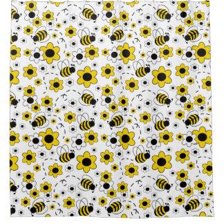 Honey Bumble Bee Bumblebee Girl Yellow Floral