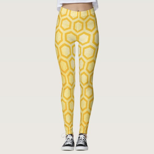 Honey Comb Leggings