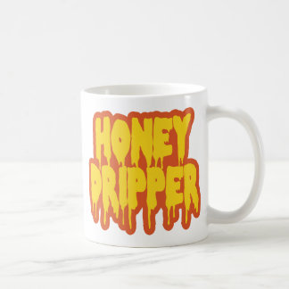 Honey Dripper Coffee Mug
