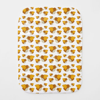 Honey Ducky Burp Cloth