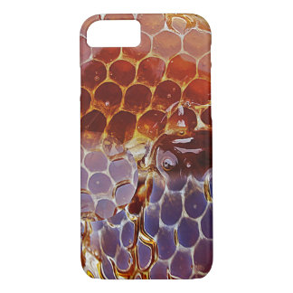 Honey Honeycomb Nectar Sweet Cells iPhone 7 Case