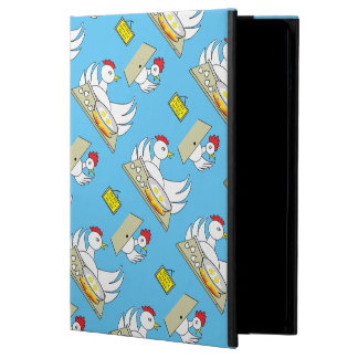 Honey, I'm Home Chickens iPad Air Cases