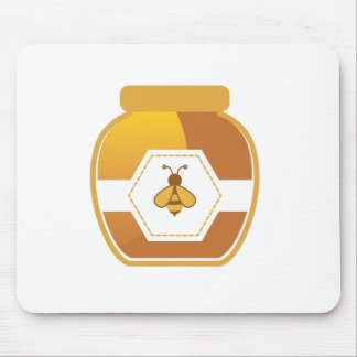 Honey Jar Mouse Pad