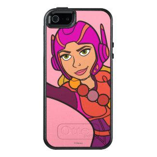 Honey Lemon Pink Suit OtterBox iPhone 5/5s/SE Case
