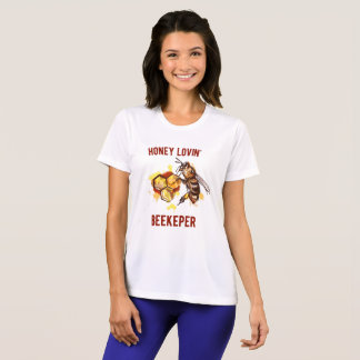 Honey Lovin' Beekeeper T-Shirt