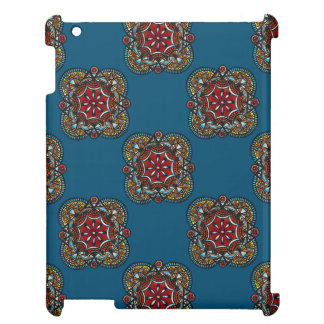 Honey nest - chic mandala bohemian hippie style cover for the iPad 2 3 4