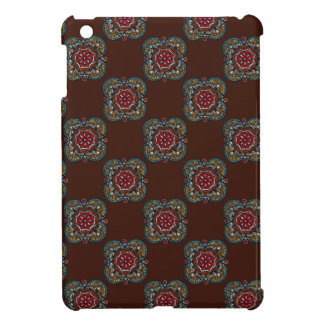 Honey nest - nature manadala spider & bee cover for the iPad mini