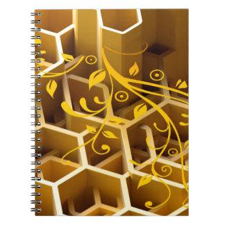 honey notebook