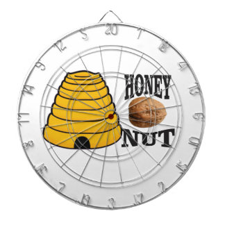 honey nut dartboard
