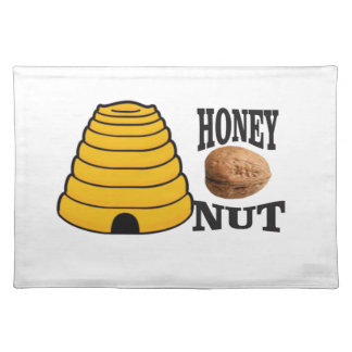 honey nut placemat