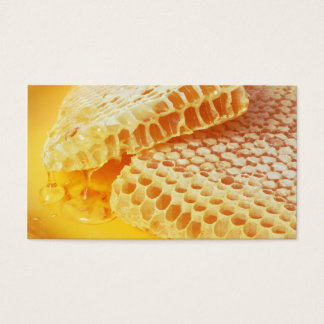 Honey Seller / Beekeeper Sweet Business Card
