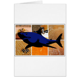 Honey Shark Card