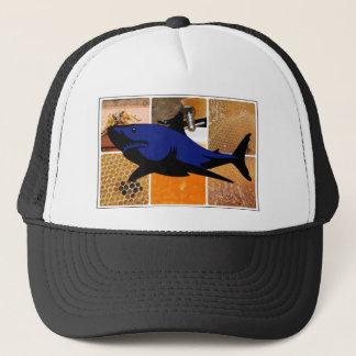 Honey Shark Trucker Hat