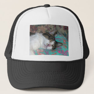 Honey Sleeping Trucker Hat