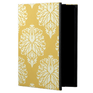 Honey Southern Cottage Damask Case For iPad Air