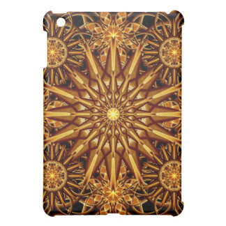 Honey Star Mandala Case For The iPad Mini