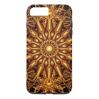 Honey Star Mandala iPhone 7 Plus Case