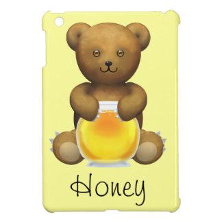 Honey Teddy Bear iPad Mini Case
