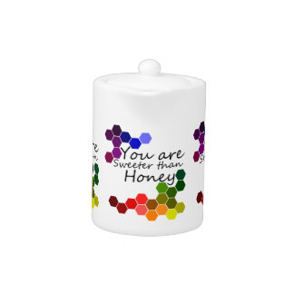 Honey Theme With Positive Words