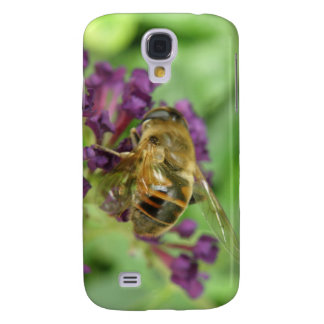 Honeybee and Tropical Flowers HTC Case