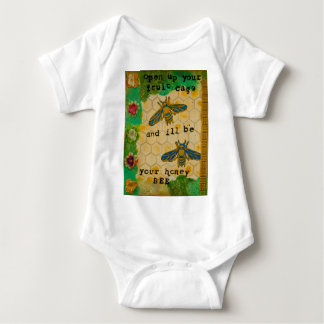 HONEYBEE BABY BODYSUIT