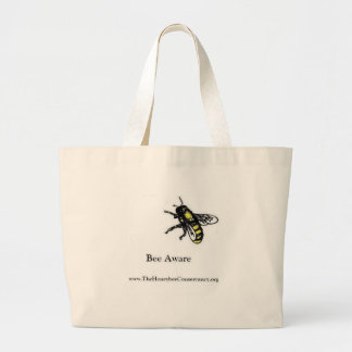 Honeybee Conservancy Beach Bag