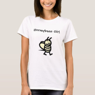 honeybee, Honeybees Girl T-Shirt