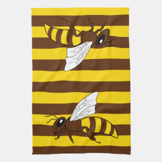 Honeybee Kitchen Towel