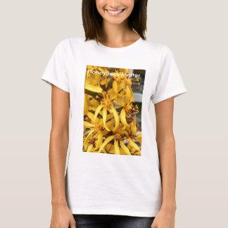 Honeybees Matter! Honeybee on Yellow flower T-Shirt