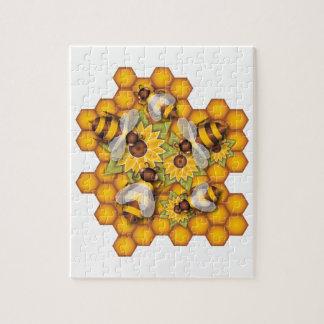 Honeybees Puzzles