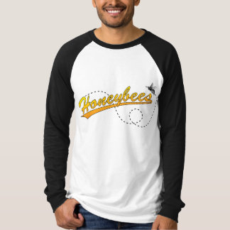 Honeybees Raglan T-Shirt