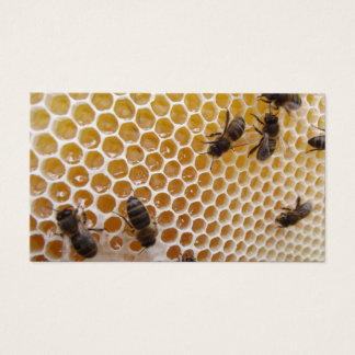 Honeycomb De Miel   Card Visits
